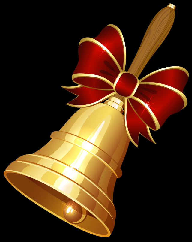 School_Bell_with_Red_Ribbon_PNG_Clipart_Picture